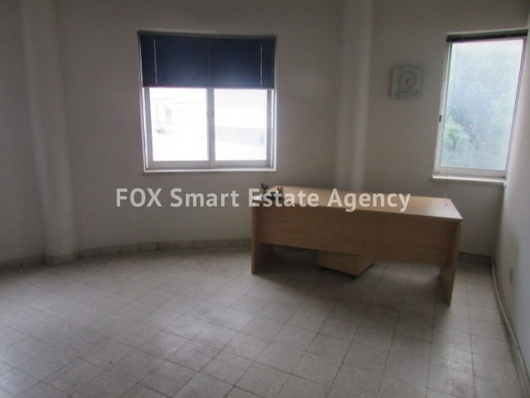 For Rent 95sq.m Office Space in Nicosia Centre 5