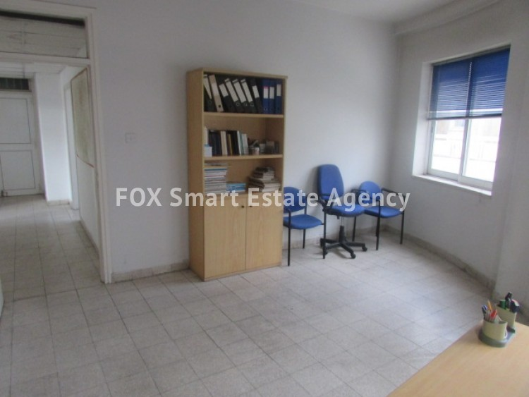 For Rent 95sq.m Office Space in Nicosia Centre 6