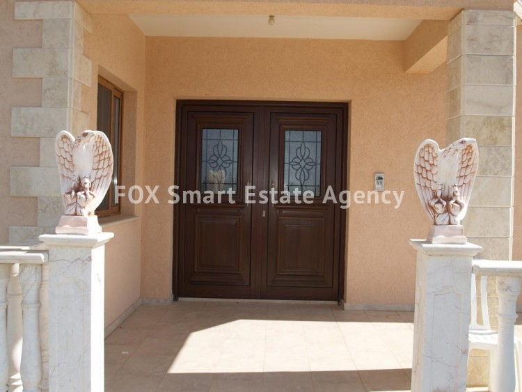 For Sale 5 Bedroom Detached House in Fasouri, Limassol  2 3 5