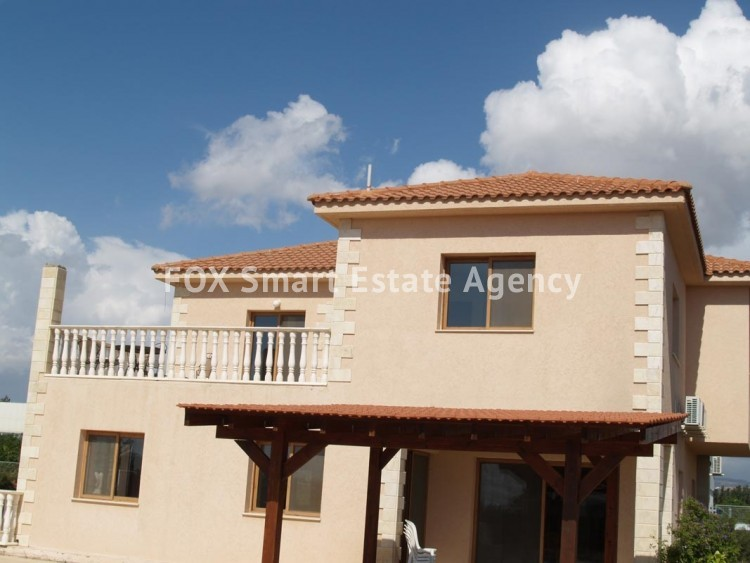 For Sale 5 Bedroom Detached House in Fasouri, Limassol  2 3