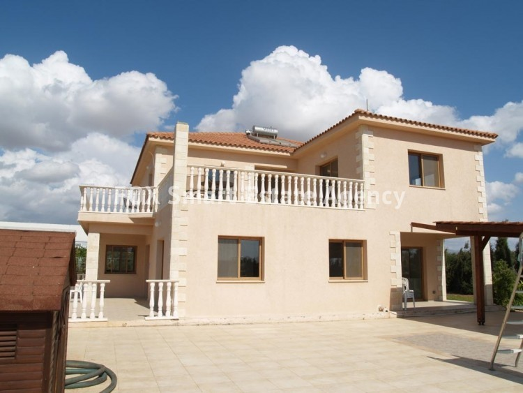 For Sale 5 Bedroom Detached House in Fasouri, Limassol  2 3 4