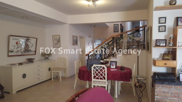 For Sale 3 Bedroom Semi-detached House in New hospital area, Larnaca 4
