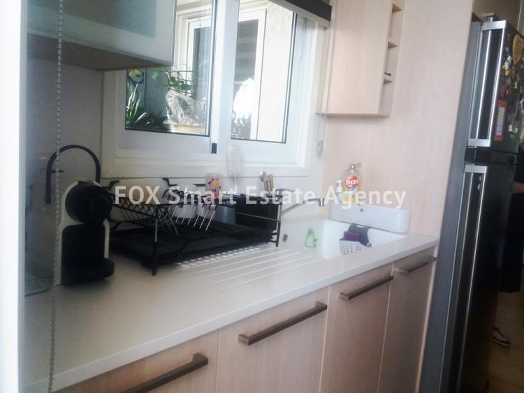 For Sale 2 Bedroom Top floor Apartment in Agios vasilios, Strovolos, Nicosia 14