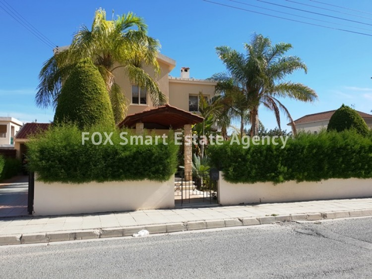 To Rent 4 Bedroom  House in Germasogeia, Limassol 11