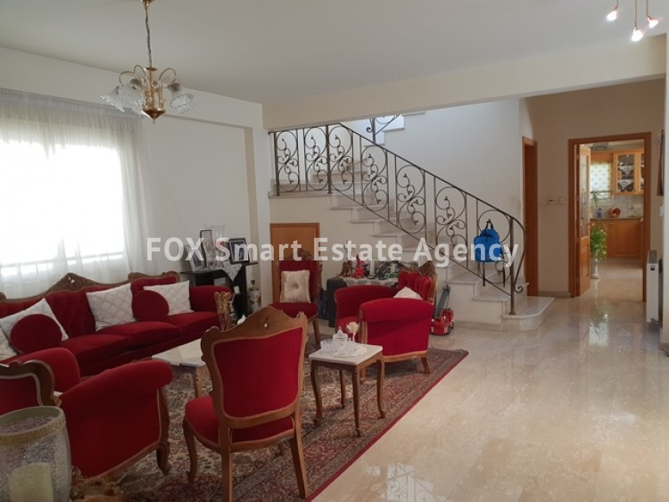 To Rent 4 Bedroom  House in Germasogeia, Limassol