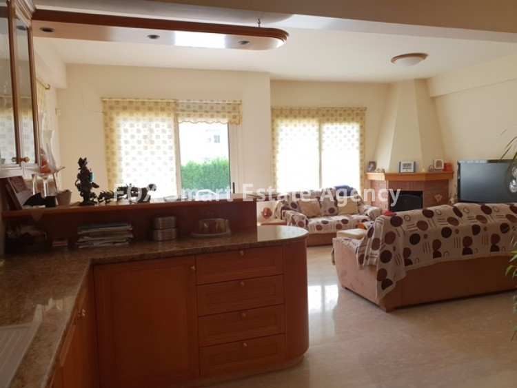 To Rent 4 Bedroom  House in Germasogeia, Limassol 3