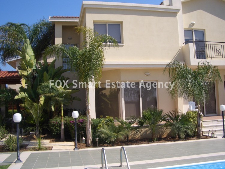 For Sale 4 Bedroom  House in Agia paraskevi, Germasogeia, Limassol