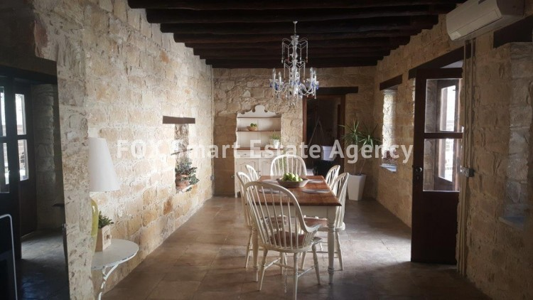 For Sale 4 Bedroom  House in Agia paraskevi, Germasogeia, Limassol 18