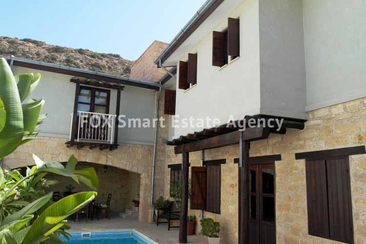 For Sale 4 Bedroom  House in Agia paraskevi, Germasogeia, Limassol 19