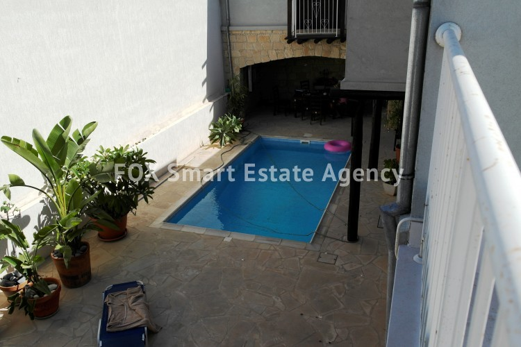 For Sale 4 Bedroom  House in Agia paraskevi, Germasogeia, Limassol 2
