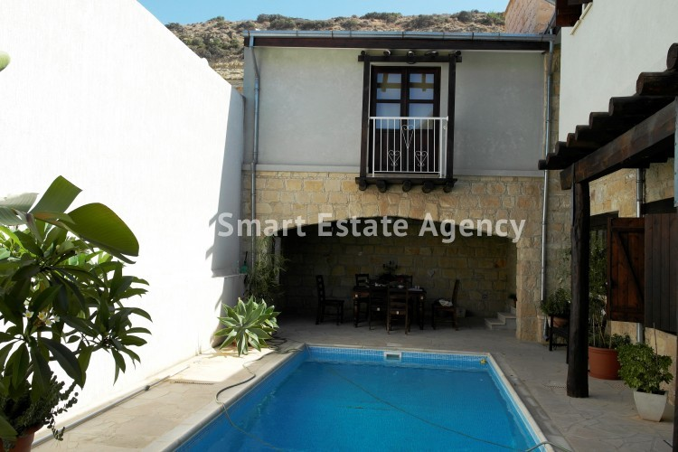 For Sale 4 Bedroom  House in Agia paraskevi, Germasogeia, Limassol 4