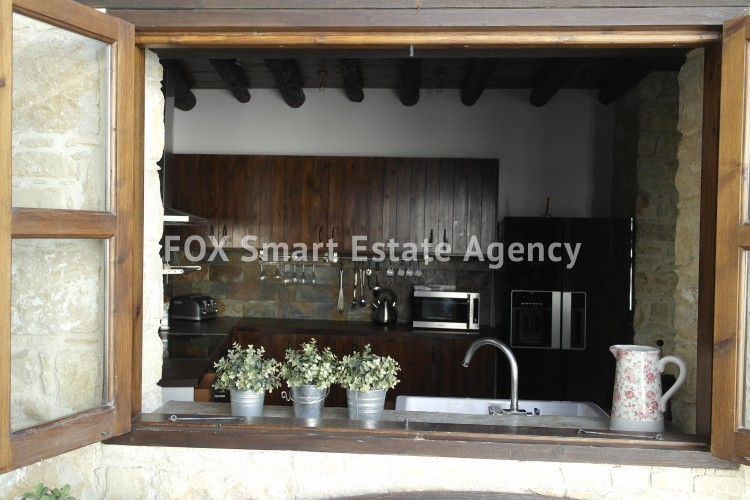 For Sale 4 Bedroom  House in Agia paraskevi, Germasogeia, Limassol 5