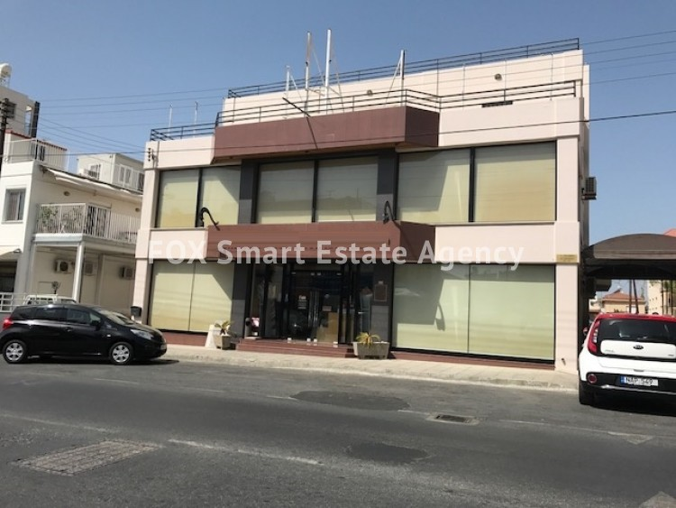 Commercial Building in Agia filaxi, Agia Fylaxis, Limassol