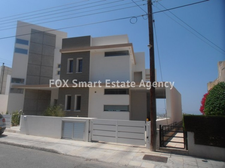 For Sale 3 Bedroom Detached House in Laiki leykothea, Agia Fylaxis, Limassol