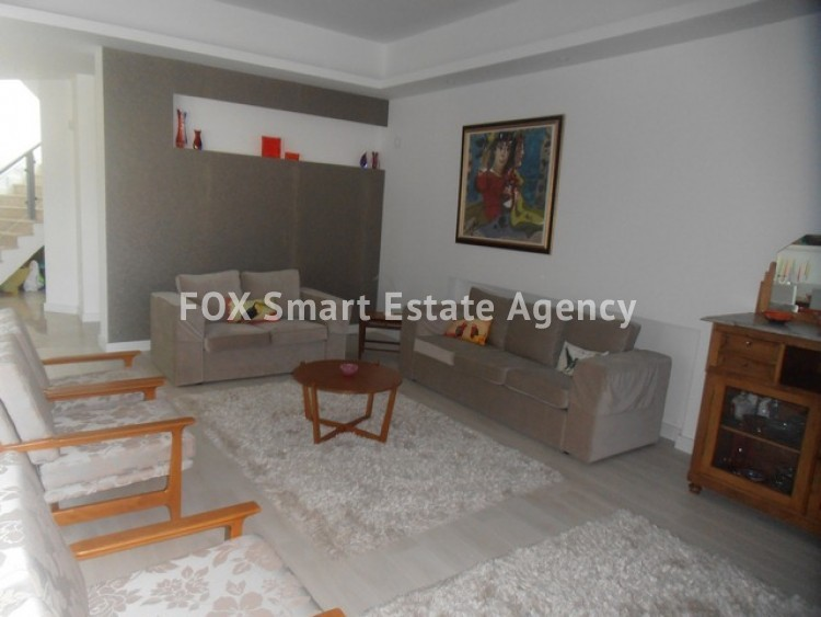 For Sale 3 Bedroom Detached House in Laiki leykothea, Agia Fylaxis, Limassol 10