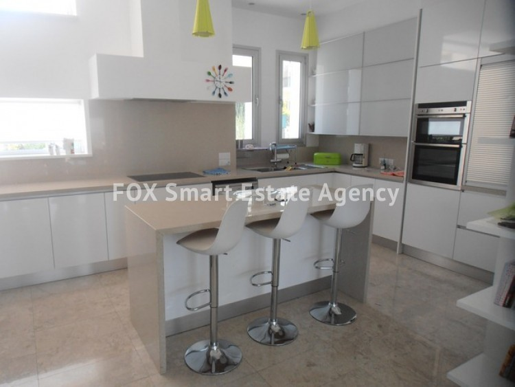 For Sale 3 Bedroom Detached House in Laiki leykothea, Agia Fylaxis, Limassol 14