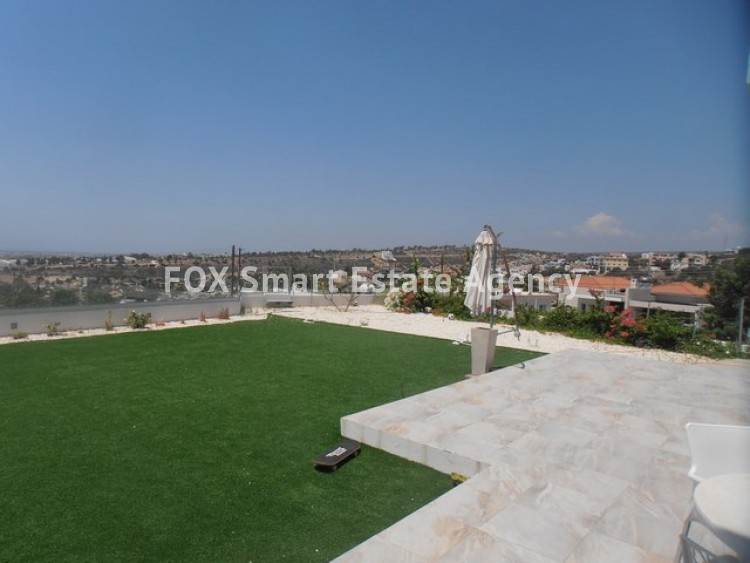 For Sale 3 Bedroom Detached House in Laiki leykothea, Agia Fylaxis, Limassol 5