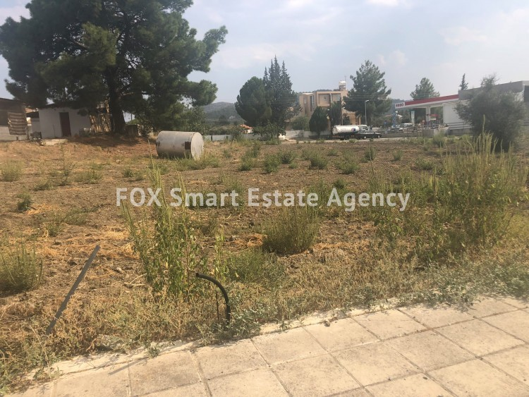Plot in Lythrodontas, Nicosia