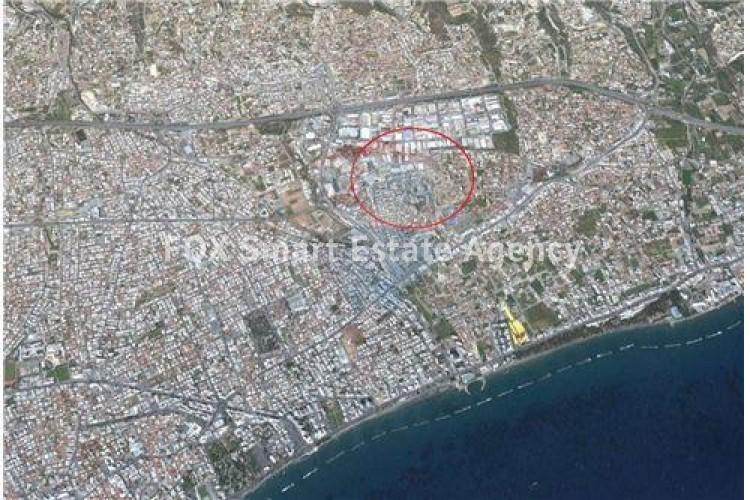 Industrial Land in Agios athanasios, Limassol