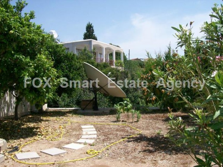 For Sale 5 Bedroom Detached House in Tala, Paphos 12