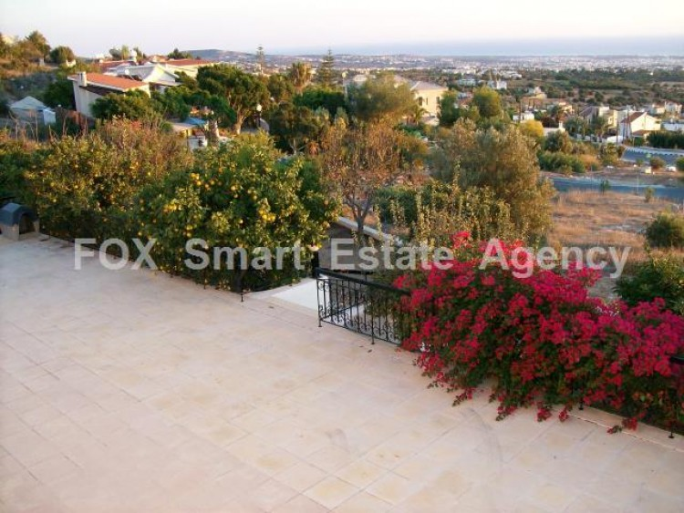 For Sale 5 Bedroom Detached House in Tala, Paphos 3
