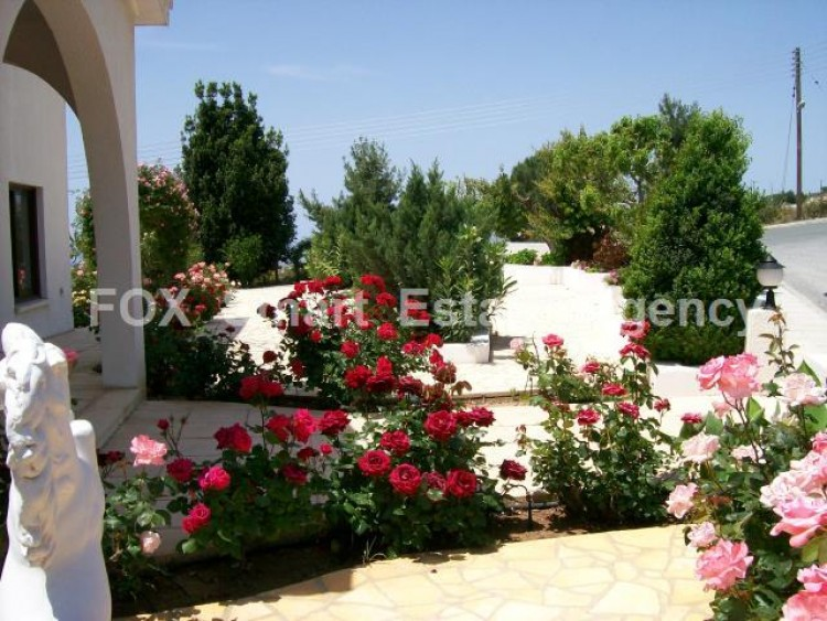 For Sale 5 Bedroom Detached House in Tala, Paphos 6