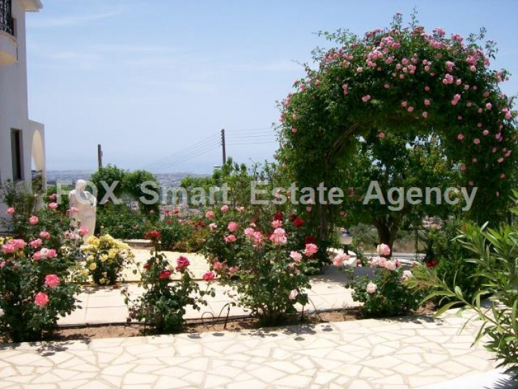 For Sale 5 Bedroom Detached House in Tala, Paphos 7