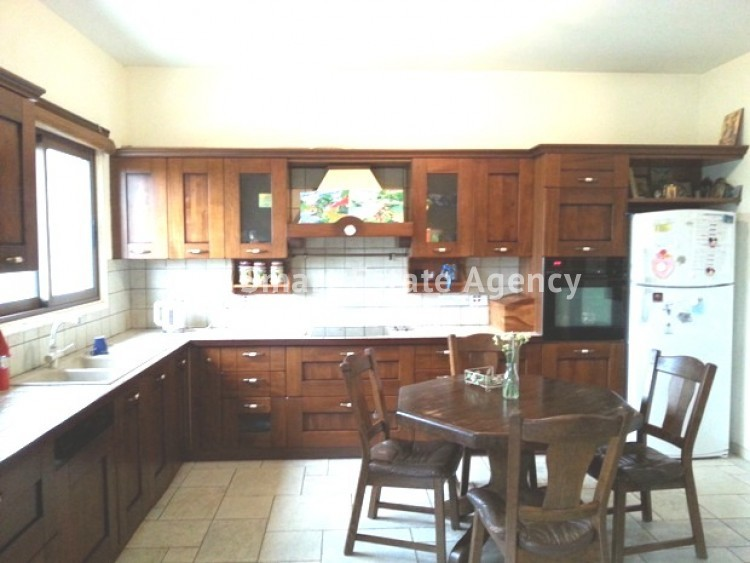 4 bedroom Bungalow with swming pool opposite the National park of Athalassas 13