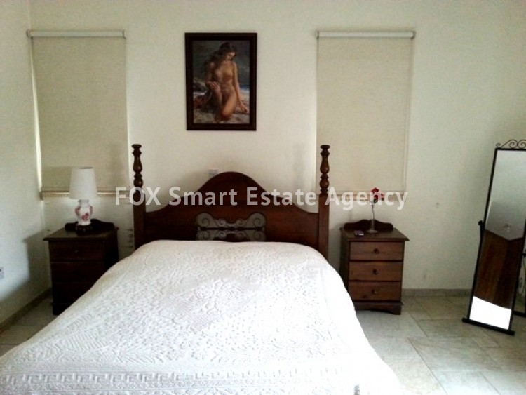 4 bedroom Bungalow with swming pool opposite the National park of Athalassas 18