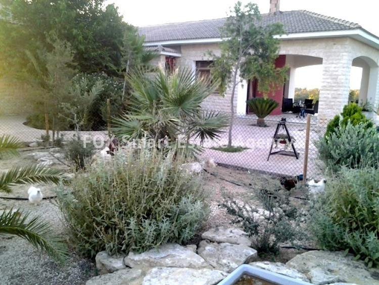 4 bedroom Bungalow with swming pool opposite the National park of Athalassas 2