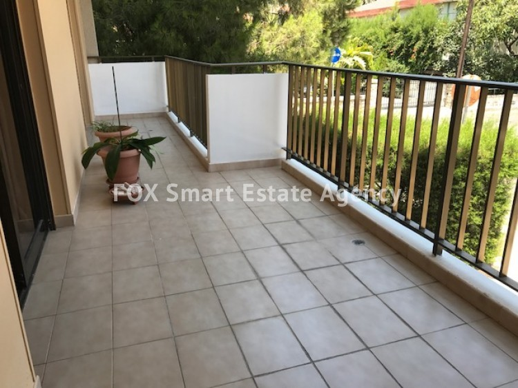 To Rent 3 Bedroom Apartment in Agia zoni, Limassol 11