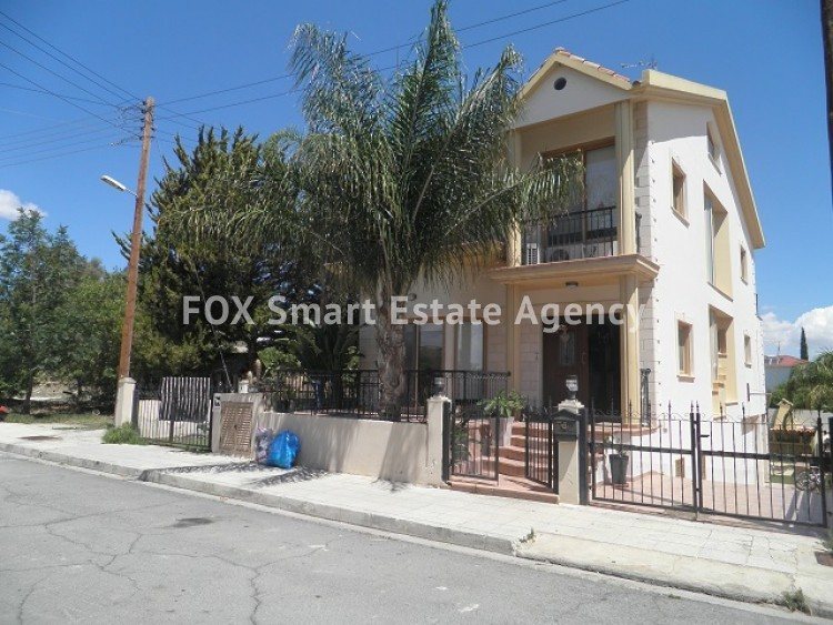 For Sale 6 Bedroom Detached House in Kallithea, Dali, Nicosia