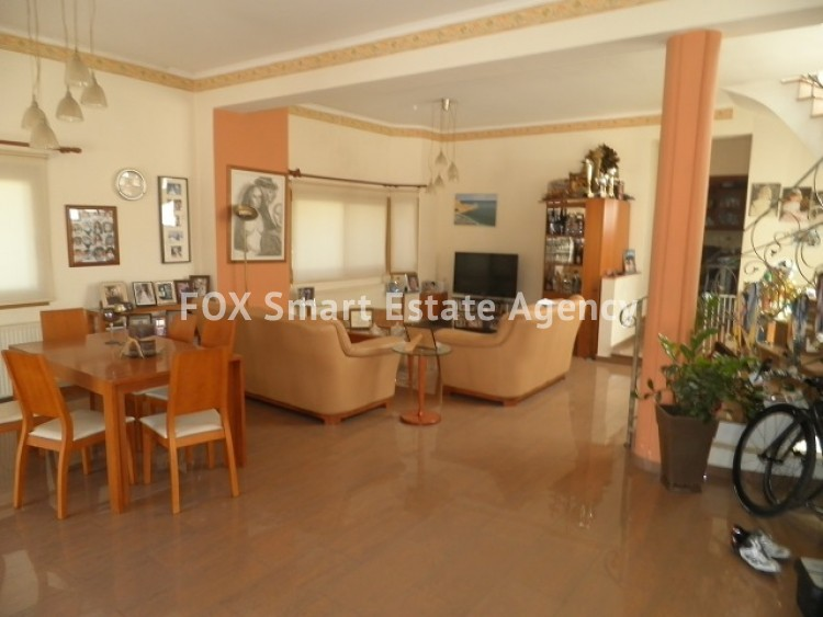 For Sale 6 Bedroom Detached House in Kallithea, Dali, Nicosia 2