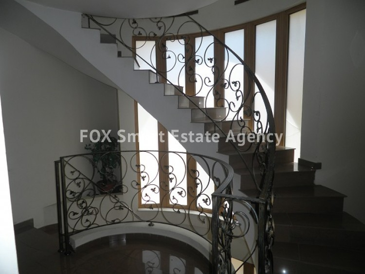 For Sale 6 Bedroom Detached House in Kallithea, Dali, Nicosia 14