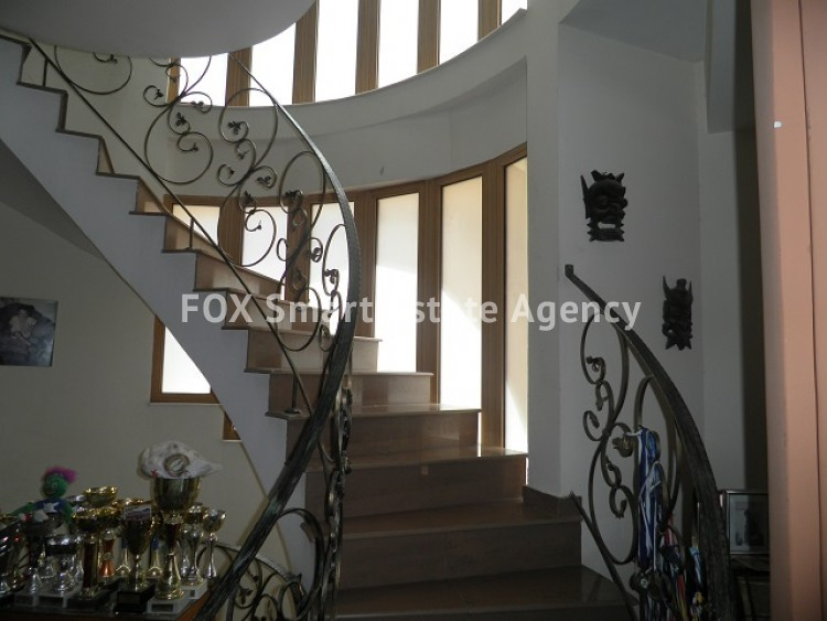 For Sale 6 Bedroom Detached House in Kallithea, Dali, Nicosia 15