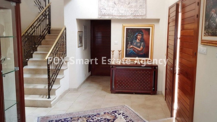 To Rent 5 Bedroom Detached House in Laiki leykothea, Agia Fylaxis, Limassol 8