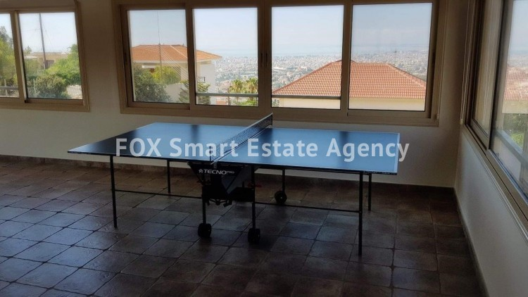 To Rent 5 Bedroom Detached House in Laiki leykothea, Agia Fylaxis, Limassol 12