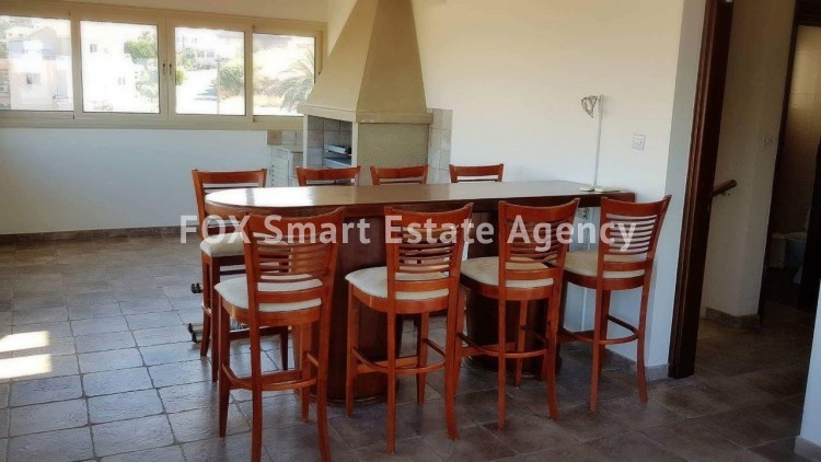 To Rent 5 Bedroom Detached House in Laiki leykothea, Agia Fylaxis, Limassol 14