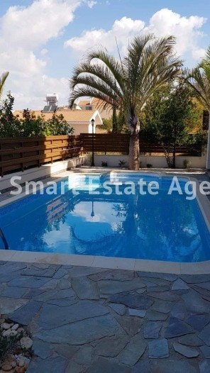To Rent 5 Bedroom Detached House in Laiki leykothea, Agia Fylaxis, Limassol 9