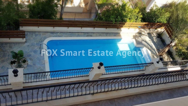 To Rent 5 Bedroom Detached House in Laiki leykothea, Agia Fylaxis, Limassol 20