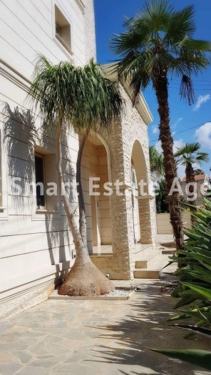 To Rent 5 Bedroom Detached House in Laiki leykothea, Agia Fylaxis, Limassol 11