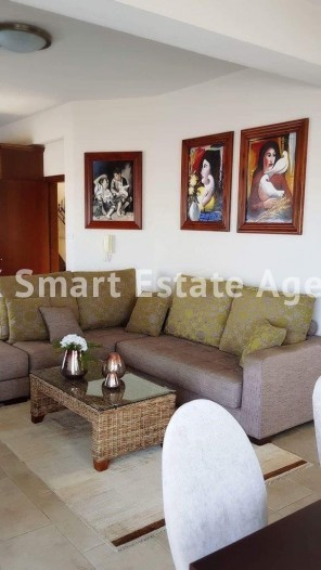 To Rent 5 Bedroom Detached House in Laiki leykothea, Agia Fylaxis, Limassol