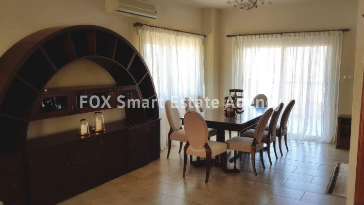 To Rent 5 Bedroom Detached House in Laiki leykothea, Agia Fylaxis, Limassol 4