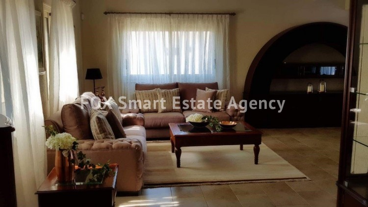 To Rent 5 Bedroom Detached House in Laiki leykothea, Agia Fylaxis, Limassol 6