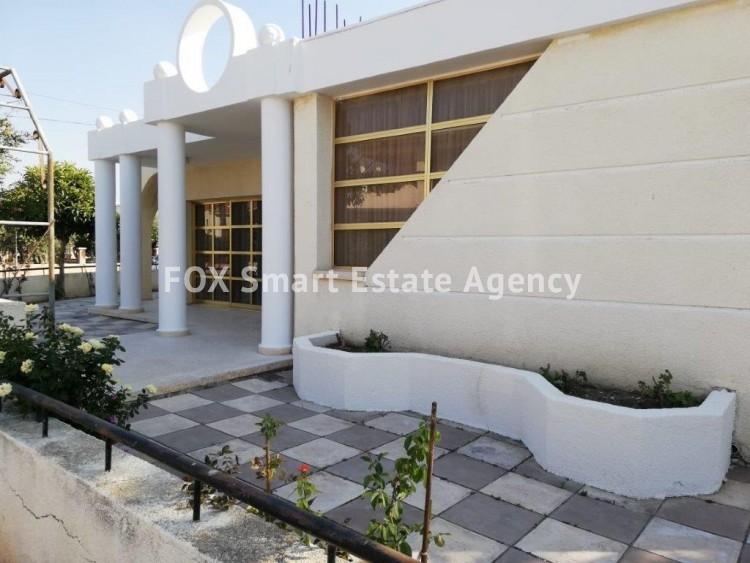 For Sale 3 Bedroom Bungalow (Single Level) House in Kiti, Larnaca 3