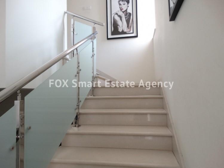 For Sale 4 Bedroom Detached House in Agios fanourios, Larnaca 21