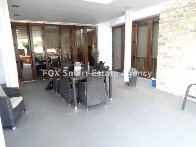 For Sale 4 Bedroom Detached House in Agios fanourios, Larnaca  45