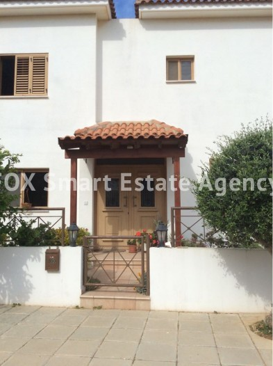 For Sale 4 Bedroom Detached house with Private Pool in Kapparis