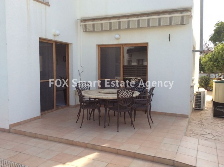 For Sale 4 Bedroom Detached house with Private Pool in Kapparis 4