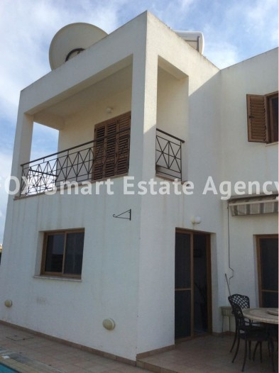 For Sale 4 Bedroom Detached house with Private Pool in Kapparis 5